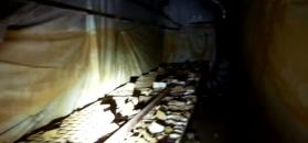 Opuszczona fabryka narkotyków w Polsce
