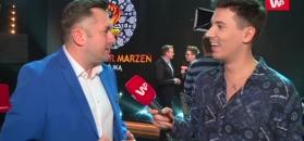 Norbi o Sylwestrze z TVP2: Tak jak rok temu, wbijam w publikę w stroju Harnasia