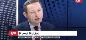Paweł Rabiej o pomniku ks. Henryka Jankowskiego. Stanowcze słowa