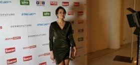 Anna Popek śpiewa, tańczy i popija szampana na premierze swojej książki