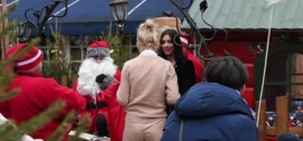 Tragedia Halejcio w saniach świętego Mikołaja...