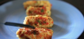 Warzywne kotleciki z serem. Pyszny sposób na kalafiora
