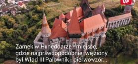 Sekrety zamku w Hunedoarze