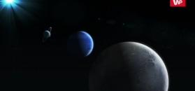 Różowa planeta Farout