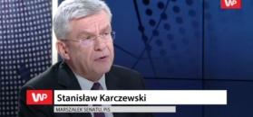 Stanisław Karczewski o podpisie Andrzeja Dudy pod ustawą o SN: kompromis