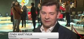 """Martyniuk odpływa: """"Chciałbym, żeby zagrał mnie Dawid Ogrodnik"""""""