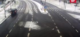 Wypadek w Olsztynie. Bezczelność kierowcy ukarana
