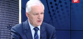 """Jarosław Gowin o przedterminowych wyborach. """"Jak potwór z Loch Ness"""""""