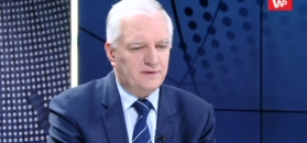 Jarosław Gowin ostro: niech Rafał Trzaskowski nie rżnie głupa