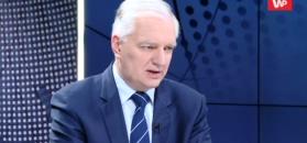 Andrzej Duda oskarża sędziów. Jarosław Gowin komentuje