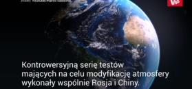 """Rosja i Chiny eksperymentują z jonosferą. """"Nie bawimy się w Boga"""""""