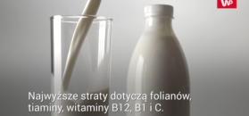 Czy mleko UHT jest zdrowe?