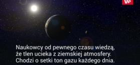 Dzień i noc Ziemia traci powietrze. Eksperci rozpoczęli badania