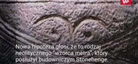 Znalezisko w grobie dziecka rozwiązuje sekret budowy Stonehenge