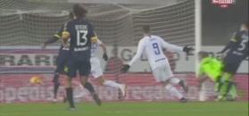 Serie A: Asysta Stępińskiego. Chievo wyrwało remis Interowi