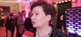 Hanna Gronkiewicz-Waltz o powrocie do polityki
