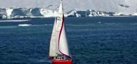 Pobił rekord świata w żegludze. Kapitan Piotr Kuźniar o wyprawie na Antarktydę