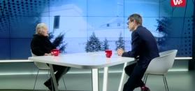 Jadwiga Staniszkis: mam nadzieję, że PiS przegra