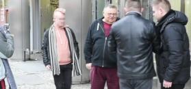 Mann lansuje syna pod studiem TVN-u
