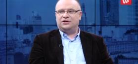 Łukasz Warzecha o partii Roberta Biedronia: efemeryda na jedną, najwyżej dwie kadencje