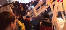 Runął most. 13 osób rannych