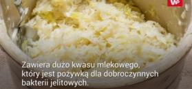 Najczęstszy błąd podczas kupowania kapusty kiszonej. Traci cenne składniki