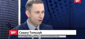 """""""Misiewicz 2.0"""". Cezary Tomczyk bez skrupułów o Andruszkiewiczu"""