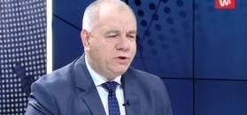 Jacek Sasin o nominacji Andruszkiewicza. Zdumiewające tłumaczenie