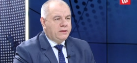 Jacek Sasin o zarobkach rusycystki z NBP. Stanowcze słowa