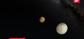 Niezwykłe zdjęcie zaćmienia i erupcji na jednym z księżyców Jowisza