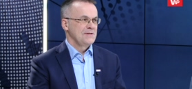 """Jarosław Sellin w programie """"Tłit"""" o pensjach. """"Ja nie narzekam"""""""