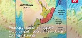 Nowa Zelandia szykuje się na najgorsze. Podobne wydarzenie zabrało 300 tys. żyć