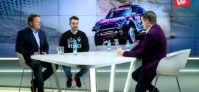 """Rajd Dakar. Wojciech Chuchała pójdzie drogą Sebastiana Loeba? """"Może będziemy szli w tym kierunku"""""""