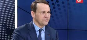 Radosław Sikorski o ataku na Pawła Adamowicza. Mocne słowa