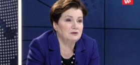 Hanna Gronkiewicz-Waltz ujawnia: napiszę do szefa MSWiA ws. ochrony