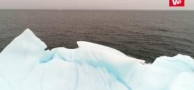 """Antarktyda topnieje 6 razy szybciej, niż 40 lat temu. """"Czubek góry lodowej"""""""