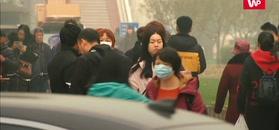 Bakterie w smogu. Niepokojące odkrycie w Pekinie