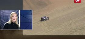 """Rajd Dakar. Olbrzymia przewaga lidera kierowców. """"Nie chce popełnić żadnego błędu"""""""