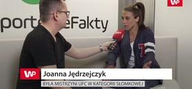 """Joanna Jędrzejczyk chce wrócić na tron. """"Kolejny krok to tytuł w wadze słomkowej"""""""