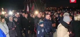 Tłumy odprowadzały trumnę z ciałem prezydenta Adamowicza