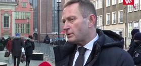"""Rabiej o Kaczyńskim: """"Zawsze, gdy umierają wielcy Polacy, jego nie ma"""""""
