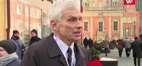 """Święcicki o Adamowiczu: """"Był niepokorny. Szczuto na niego. Wzór dla innych przywódców"""""""