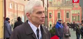 """Święcicki o Adamowiczu: """"Był niepokorny. Szczuto na niego. Wzór dla innych"""""""