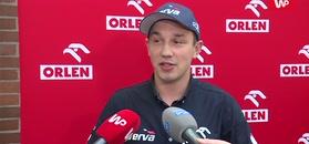 Adam Tomiczek po Dakarze.