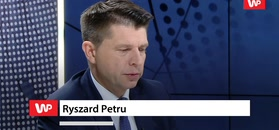 Burza po wpisie Stanisława Janeckiego. Ryszard Petru: niedopuszczalny tweet