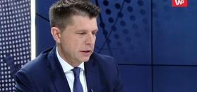 Ryszard Petru oskarża PiS i Jarosława Kaczyńskiego