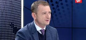"""Senatorowie PO spóźnieni na minutę ciszy. Sławomir Nitras mówi o """"prowokacji"""""""