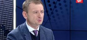 Sławomir Nitras odpowiada Biedroniowi ws. bojkotu TVP