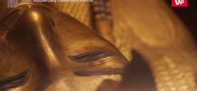 Grobowiec Tutanchamona znów otwarty