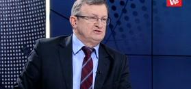 Tadeusz Cymański o zarobkach w NBP: oburzają, ale to nie powód, by psy wieszać na PiS-ie
